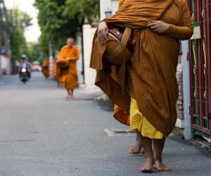 In Thailand, 'Obesity in Our Monks Is a Ticking Time Bomb'