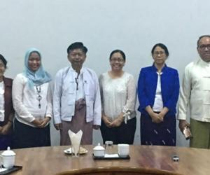 MOALI-DOP hosts 2nd Technical Working Group Meeting for ATMI-ASEAN Project in Myanmar