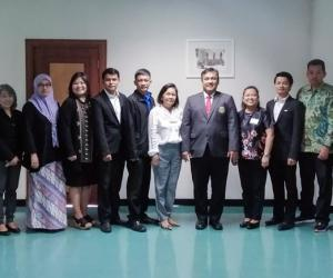 MS FSCC Holds Final Project Meeting in Bangkok, Thailand