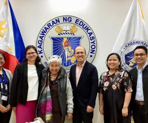 SEARCA and DepEd explore programs to build up agriculture in K to 12 curriculum