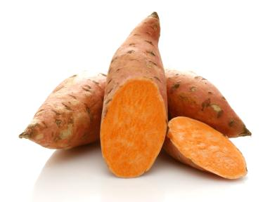 Sweet potato is a truly versatile food (Picture designed