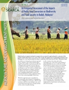 An Integrated Assessment of the Impacts of Paddy Land Conversion on Biodiversity and Food Security in Kedah, Malaysia