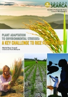 Plant Adaptation to Environmental Stresses: A Key Challenge to Rice Food Security